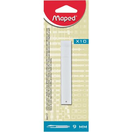 Maped Cutter-Ersatzklingen, Klinge: 9 mm
