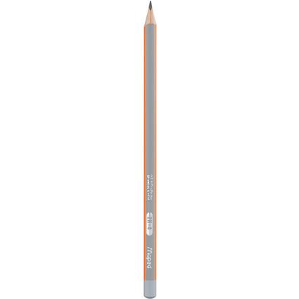 Maped Bleistift BLACK'PEPS, Härtegrad: 2H