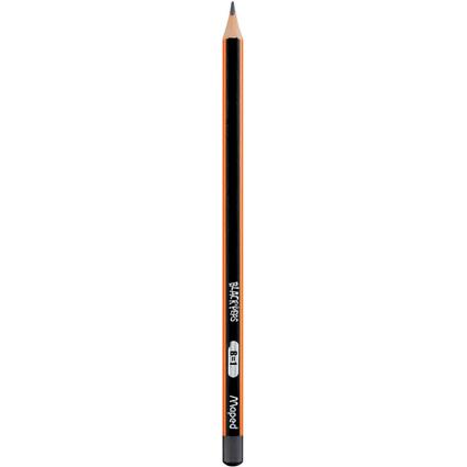 Maped Bleistift BLACK'PEPS, Härtegrad: B