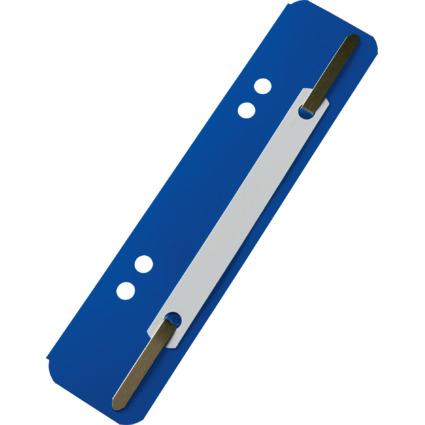 Esselte Heftstreifen, PP-Folie, 35 x 150 mm, blau
