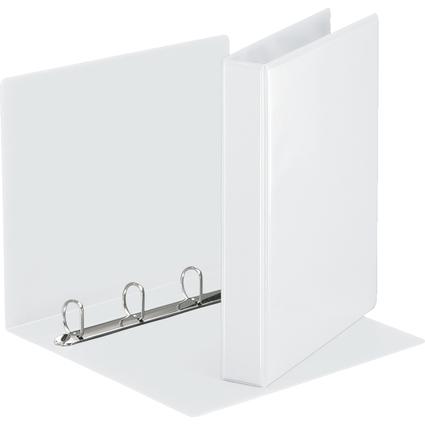 Esselte Präsentations-Ringbuch Essentials, A4, weiß, 4D-Ring