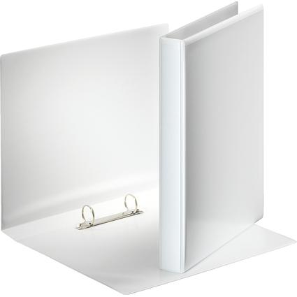 Esselte Präsentations-Ringbuch, DIN A4, weiß, 2-Ring