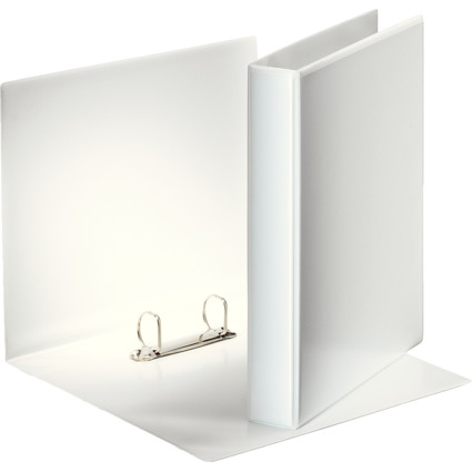 Esselte Präsentations-Ringbuch, A4, weiß, 2D-Ring