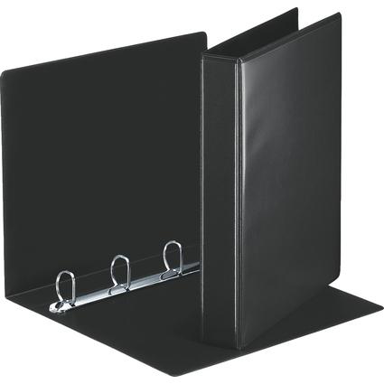 Esselte Präsentations-Ringbuch Essentials, A4, schwarz