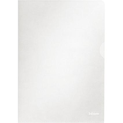 Esselte Sichthüllen Standard, DIN A4, PP, genarbt, 0,12 mm