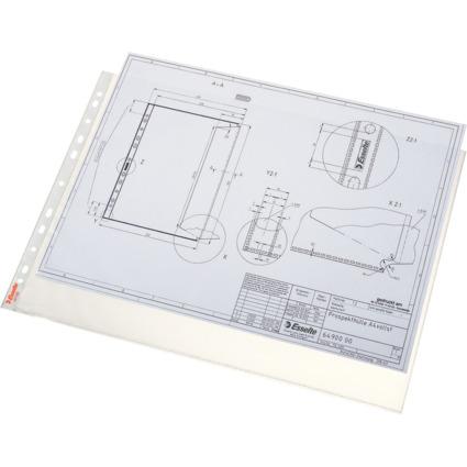 Esselte Prospekthülle Standard Plus, DIN A3 quer, PP, 0,08mm