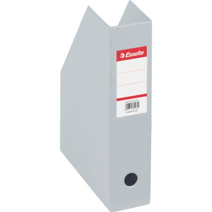 Esselte Stehsammler VIVIDA, DIN A4, Pappe, grau, (B)70 mm