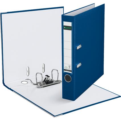 LEITZ 180 Grad Ordner, DIN A4, 52 mm, blau