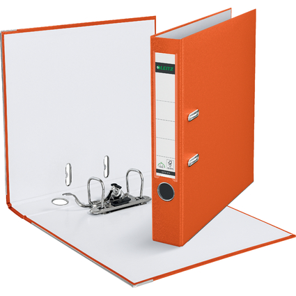 LEITZ 180 Grad Ordner, DIN A4, 52 mm, orange