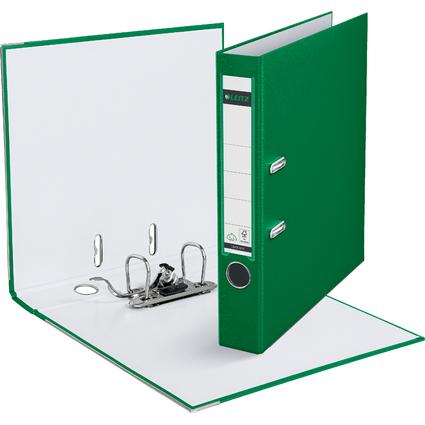 LEITZ 180 Grad Ordner, DIN A4, 52 mm, grün