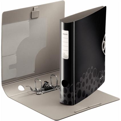 LEITZ Ordner Active Bebop, 180 Grad, 60 mm, schwarz