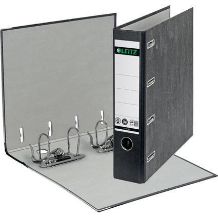 LEITZ Wolkenmarmor-Doppelordner, für 2 x DIN A5 quer, 75 mm