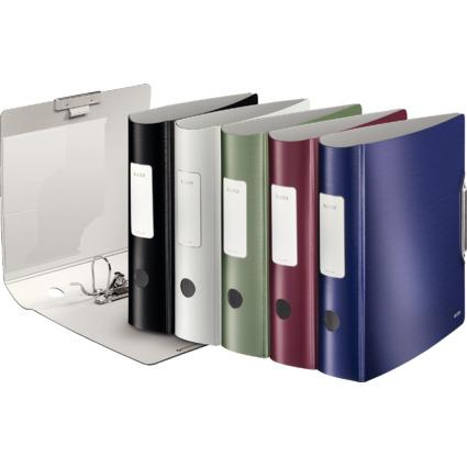 LEITZ Ordner Active Style, 180 Grad, 80 mm, farbig sortiert