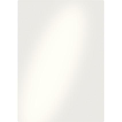 LEITZ Laminierfolientasche, DIN A4, glänzend, 160 mic
