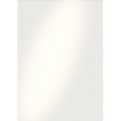 LEITZ Laminierfolientasche, DIN A4, glänzend, 350 mic