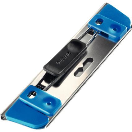 LEITZ Taschenlocher Active, Stanzleistung: 2 Blatt, blau