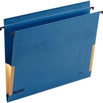 LEITZ SERIE 18 Hängetasche, A4, mit Fröschen, blau