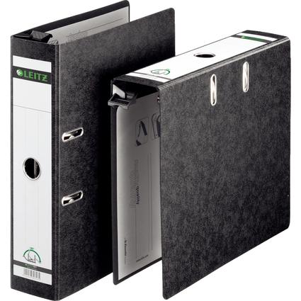 LEITZ Hängeordner, 180 Grad, DIN A4, 80 mm, schwarz