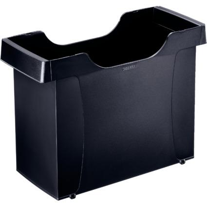 LEITZ Uni Hängeregistratur-Box Plus, schwarz