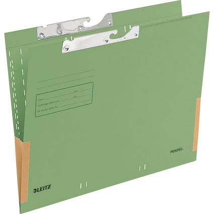 LEITZ Pendeltasche, A4, mit Fröschen, grün