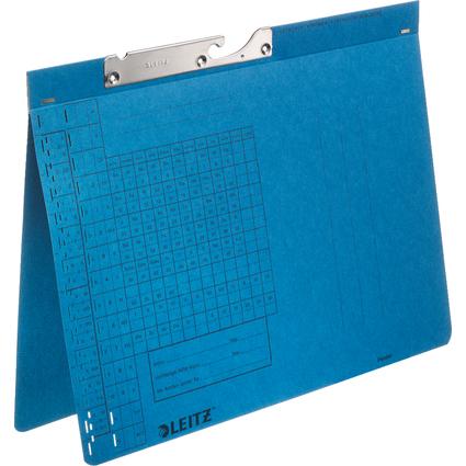 LEITZ Pendelhefter, A4, Behördenheftung, blau, 250 g/m