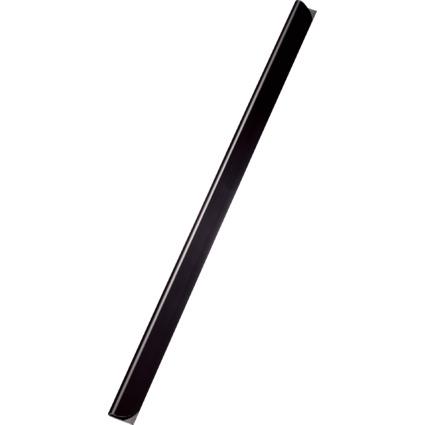 LEITZ Klemmschiene, DIN A4, Füllhöhe: 6 mm, schwarz