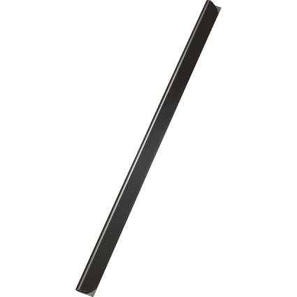 LEITZ Klemmschiene, DIN A4, Füllhöhe: 12 mm, schwarz