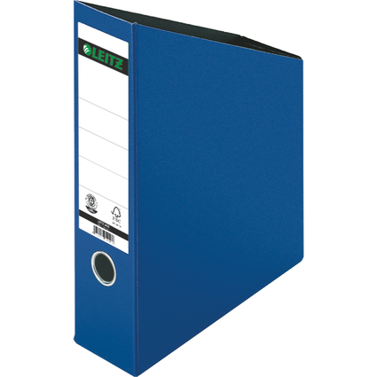 LEITZ Stehsammler, DIN A4, Hartpappe, blau