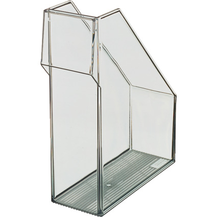 LEITZ Stehsammler Exclusiv, DIN A4, Polystyrol, glasklar