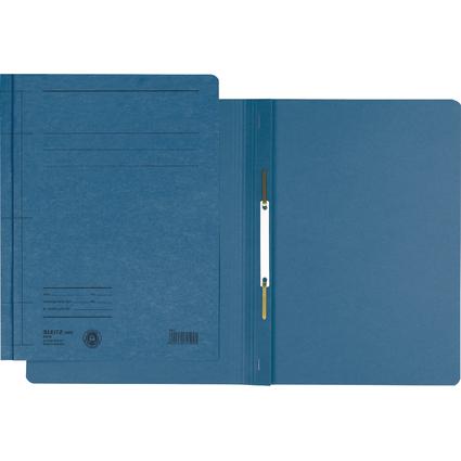 LEITZ Schnellhefter Rapid, DIN A4, Manilakarton, blau