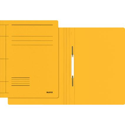 LEITZ Schnellhefter Fresh, DIN A4, Karton, gelb