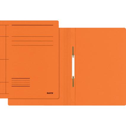 LEITZ Schnellhefter Fresh, DIN A4, Karton, orange