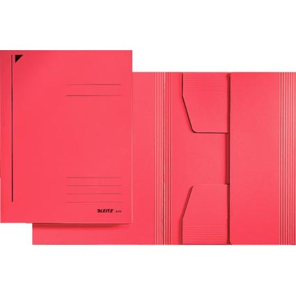 LEITZ Jurismappe, DIN A3, Colorspankarton 320 g/qm, rot