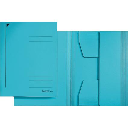 LEITZ Jurismappe, DIN A3, Colorspankarton 320 g/qm, blau