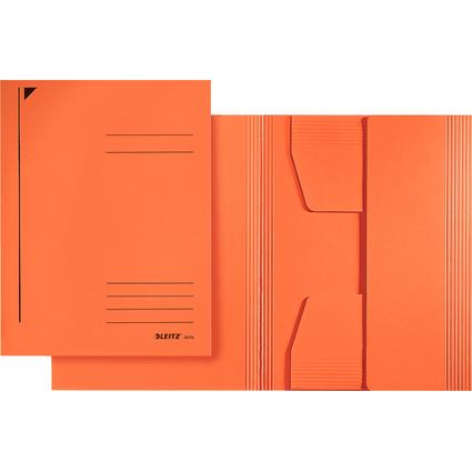 LEITZ Jurismappe, DIN A4, Colorspankarton 320 g/qm, orange
