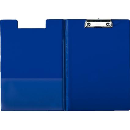 LEITZ Klemmbrett-Mappe, DIN A4, PP-Folie, blau