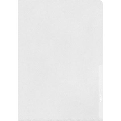 LEITZ Sichthüllen Standard, A4, PP, genarbt, 0,13 mm