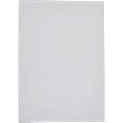 LEITZ Ausweishülle, PVC, 1-fach, 0,20 mm, Format: DIN A5