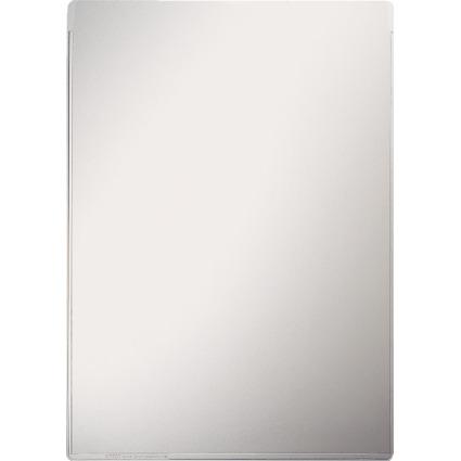 LEITZ Sichttasche, DIN A4, PVC, genarbt, 0,20 mm