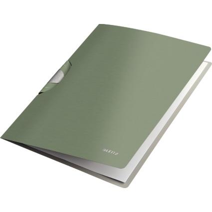 LEITZ Klemmhefter ColorClip Style, DIN A4, PP, seladon-grün