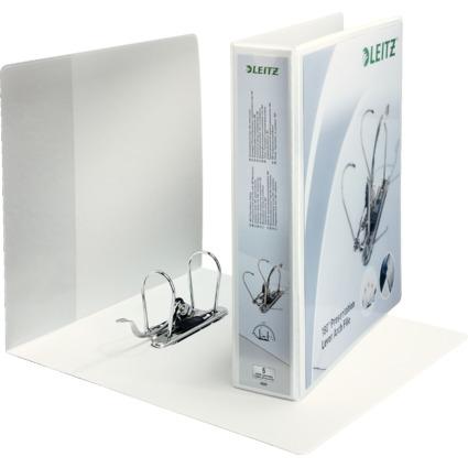 LEITZ Präsentations-Ordner, 180 Grad, A4 Überbreite, 80 mm
