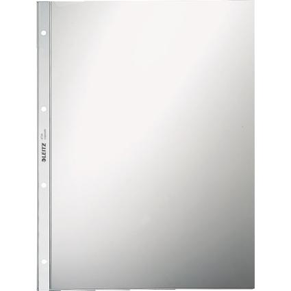 LEITZ Prospekthülle Super Premium, A4, PVC, glasklar, 0,08mm