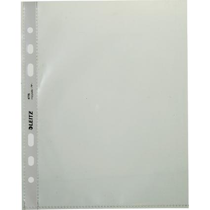 LEITZ Prospekthülle Standard, A5, PP, glasklar, 0,08 mm