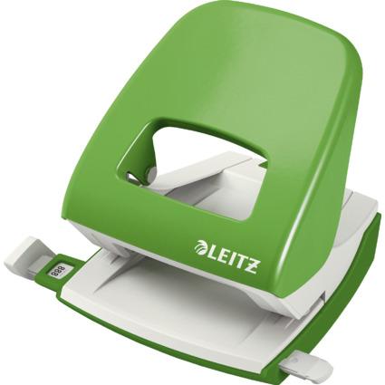LEITZ Locher Nexxt 5008, Stanzleistung: 30 Blatt, hellgrün