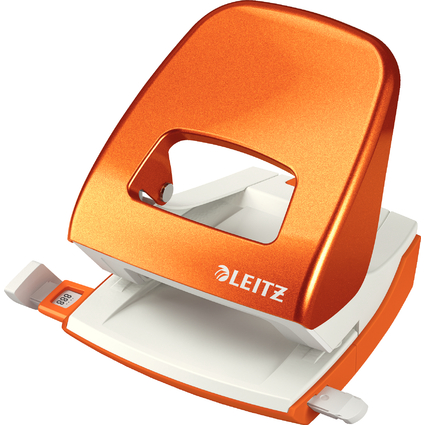 LEITZ Locher Nexxt 5008, orange-metallic