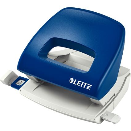 LEITZ Locher Nexxt 5038, Stanzleistung: 16 Blatt, blau