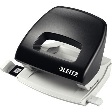 LEITZ Locher Nexxt 5038, Stanzleistung: 16 Blatt, schwarz