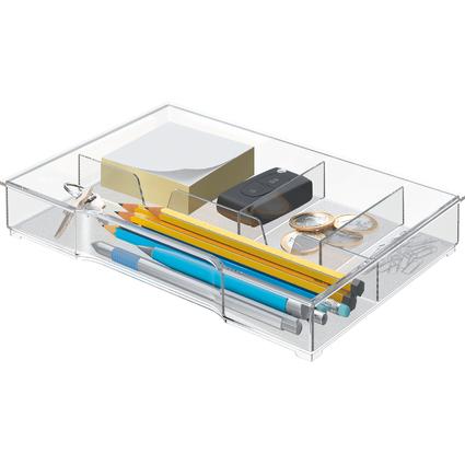 LEITZ Schubladeneinsatz für Schubladenbox WOW CUBE/Plus