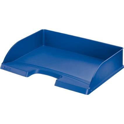 LEITZ Briefablage Plus Standard, DIN A4 quer, blau