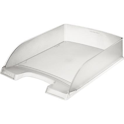 LEITZ Briefablage Plus Standard, A4, Polystyrol, frost